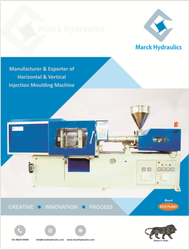 Eco Plast Three Phase Injection Molding Machine
