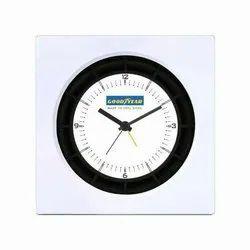 Analog Promotional Plastic Round Wall Clock