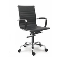 SPS-157 Low Back Leather Executive Chair