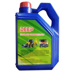 Deep Automotive Coolant Concentrate, Grade: Commercial, Packaging Type: Can