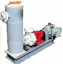 Self Priming Polypropylene Pumps