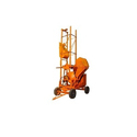 20 rpm Concrete Mixing Lift Machine With Hopper