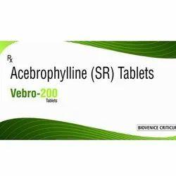 Acebrophylline SR Tablets