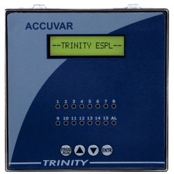 Automatic Power Factor Correction Relay 3 City Accuvar- 15 Stage