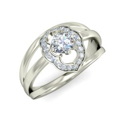 Engagement Solitaire Ring