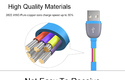 USB Data & Charging Cable 2 in1