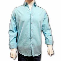 TOGSUN Cotton Plain Collar Shirt, Size: 38
