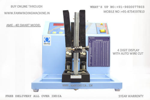 Standard Semi-Automatic Ceiling Fan Coil Winding Machines