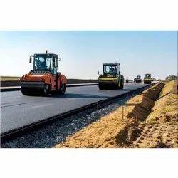 Commercial Asphalt Road Construction Service