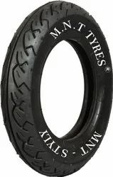 Two Wheeler Motorcycle Tyre, Model Number: Mnt-zappy
