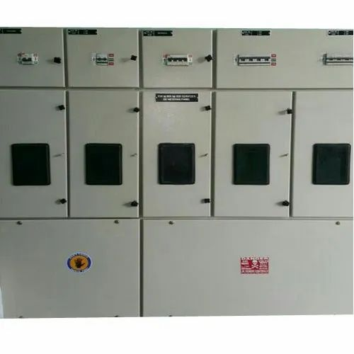 1-5 Kw Bus Duct Control Panel, 42 Degree C