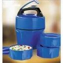 3 Containers Octo Meal Lunch Box