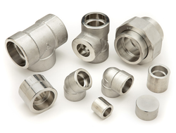 Stainless Steel Socket Weld Fittings
