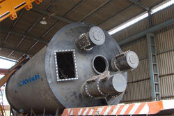 Oil Recycling Process Tank