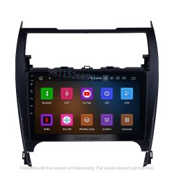 Toyota Camery 2012-17 Android Player, Screen Size: 10 Inch