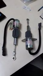 EARTH MOVING SOLENOIDS