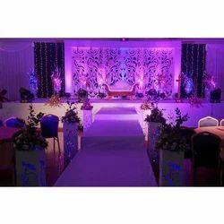 Light decoration service in chennai wedding stage lights decoration service event location chennai junglespirit Gallery