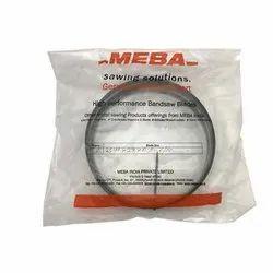 M42 Meba Bimetal Bandsaw Blade (Germany), Size: 2540 X 27 X 0.9