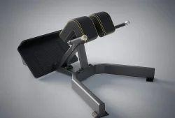 Back Extension Gym Machine
