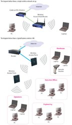 Wireless Networking Services for Organization/Office