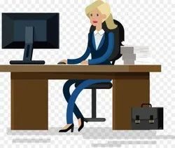 Online/Onsite Non Voice BPO Projects, Duration: 11 Months