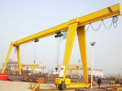 Single Bridge EOT Cranes