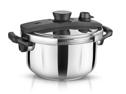 4.5 Ltrs Stainless Steel Pressure Cooker, for Home