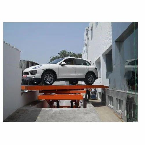 Car Lift And Elevator Hydro Hydraulic Car Scissor Lift