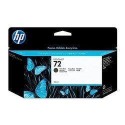 HP 72 130-ml Matte Black DesignJet Ink Cartridge (C9403A)
