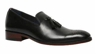 a48c490adbb Bata Black Formal Slip-On Shoes For Men at Rs 4999