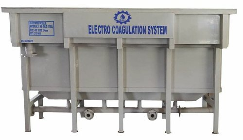 Automatic Electrocoagulation System