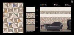 Arroz Ceramic 8174 Wall Tiles, Thickness: 5-10 mm