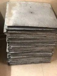Polished Cast Iron Earthing Plate