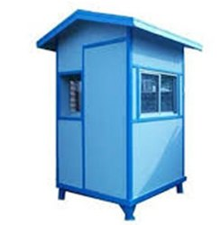 Sintex Plastic Security Cabins