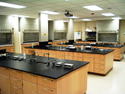Laboratory Wooden Benches