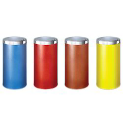 Plain Color Swing Bins
