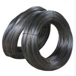 Black iron BINDING WIRES, For construction, Quantity Per Pack: 20-30 kg