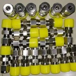 SS Ferrule Fittings, For Chemical Fertilizer, Size: 5 Inch