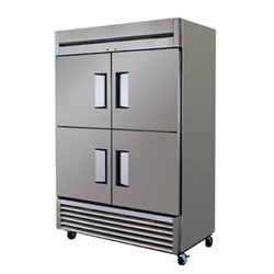 Stainless Steel GK-016 Four Door Refrigerator