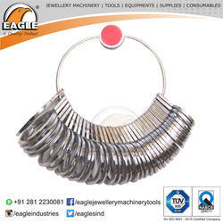Steel Finger Gauges (1 to 15) Jewellery tools