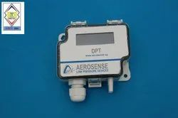 Aerosense Model DPT7000-R8-3W Differential Pressure Transmitter