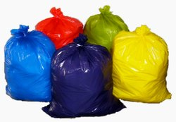 Plastic Disposable Garbage Bag