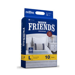 Friends Adult Underpad (Pack of 10)
