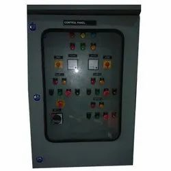 Water Plant Electrical Control Panel
