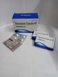 Itraconazole Capsules- 200 Mg