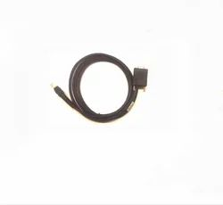 Female/Jack R Type Zebra Female Connector Cable