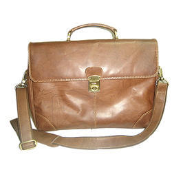 Brown Leather Office Bags