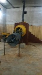 Roasted Rice Making Machine