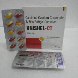 Calcitriol 0 25mcg Calcium Citrate 425mg Zinc Sulphate