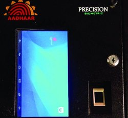 Precision Aadhaar Biometric Attendance Machine
